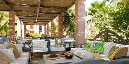 Hotel 9 Muses Resort på Santorini, Grækenland.