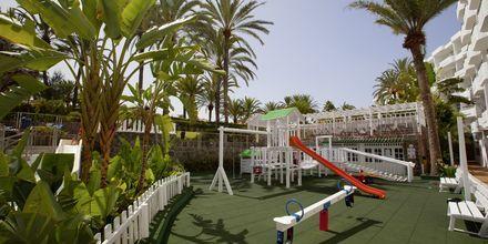 Legeplads på Abora Catarina på Gran Canaria, De Kanariske Øer.