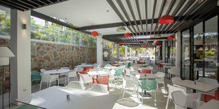 Buffetrestaurant på Hotel Abora Catarina på Gran Canaria, De Kanariske Øer.
