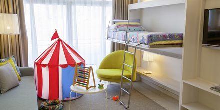Familie-værelse på Hotel Abora Catarina på Gran Canaria, De Kanariske Øer.