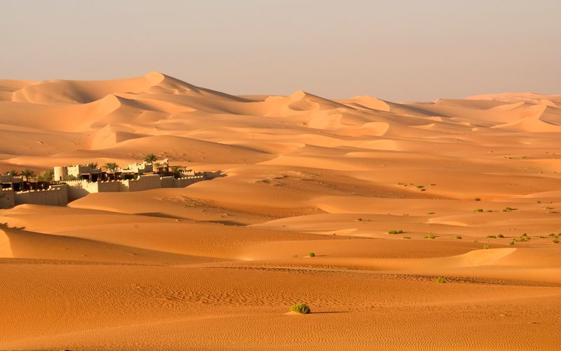 dating ørken