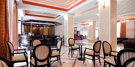 Restaurant på Hotel Achillion på Kreta, Grækenland.