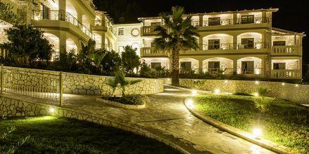 Hotel Adams på Parga, Grækenland.