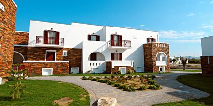 Hotel Aegean Land på Naxos i Grækenland.