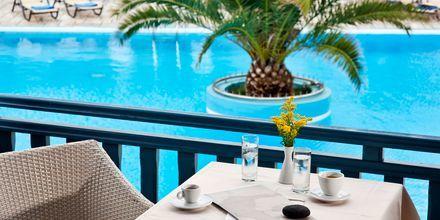 Hotel Aegean Plaza på Santorini, Grækenland.