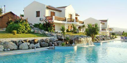 Hotel Aegean View Aqua Resort på Kos, Grækenland.