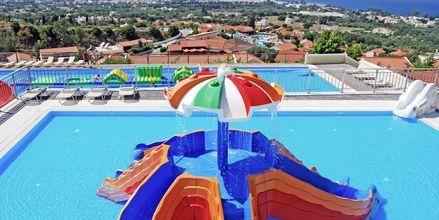 Vandland på Hotel Aegean View Aqua Resort på Kos, Grækenland.