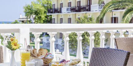 Restaurant på Hotel Aeolos på Skopelos, Grækenland.