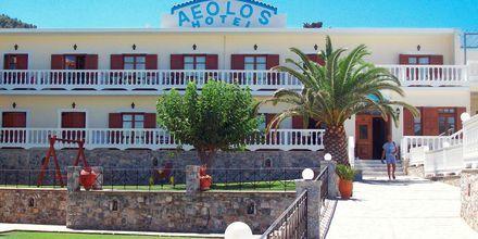 Hotel Aeolos på Skopolos, Grækenland.