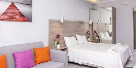 1-værelses lejlighed deluxe på Hotel Aggelos på Lefkas, Grækenland.