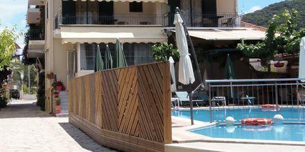 Hotel Aggelos på Lefkas, Grækenland