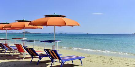 Agia Anna på Naxos i Grækenland.