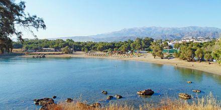 Agii Apostoli på Kreta, Grækenland.