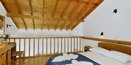 2-værelses lejlighed i etage på Hotel Agrilionas på Samos, Grækenland.