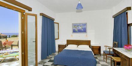 2-værelses lejlighed på Hotel Agrilionas på Samos, Grækenland.