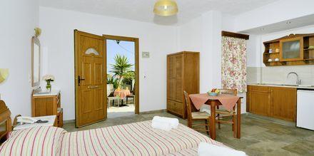 1-værelses lejlighed på Hotel Agrilionas på Samos, Grækenland.
