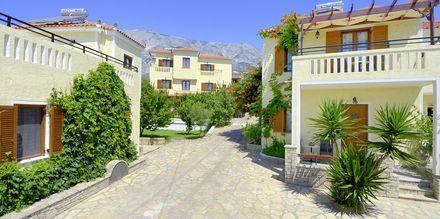 Hotel Agrilionas på Samos, Grækenland.