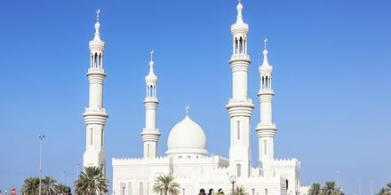 Shei, Zayed moskéen i Ajman.