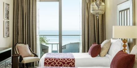 Deluxe-værelser på Ajman Saray, a Luxury Collection Resort i Ajman.