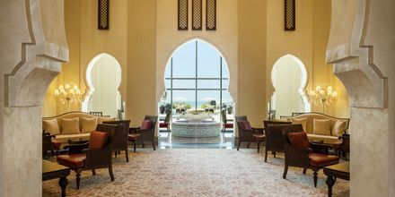 Lobby på Ajman Saray, a Luxury Collection Resort i Ajman.