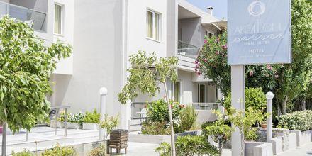 Hotel Akoition i Agia Marina, Kreta.