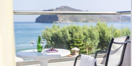 1-værelses lejlighed på Hotel Akoition i Agia Marina, Kreta.