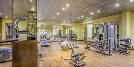Fitnessrum på Hotel Akti Beach Club i Kardamena på Kos, Grækenland.