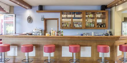 Bar på Hotel Akti Chara på Kreta, Grækenland
