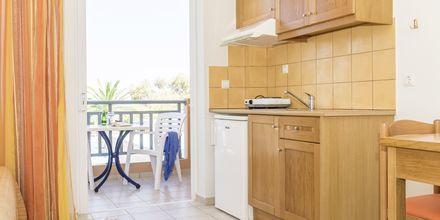 1-værelses lejlighed på Hotel Akti Chara på Kreta, Grækenland