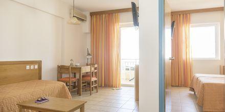 2-værelses lejlighed på Hotel Akti Chara på Kreta, Grækenland