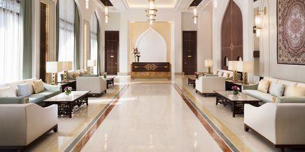 Lobby på Al Najada by Tivoli i Doha, Qatar.
