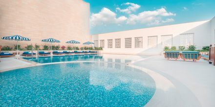 Poolområde på Al Najada by Tivoli i Doha, Qatar.