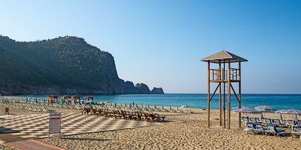 Kleopatra-stranden i Alanya, Tyrkiet