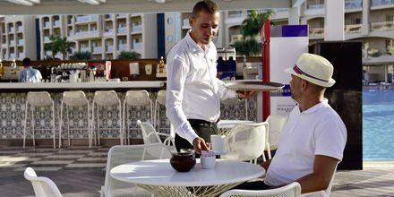 Poolbar på Albatros White Beach Resort i Hurghada