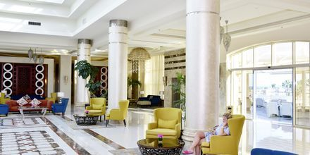 Lobby på Albatros White Beach Resort i Hurghada