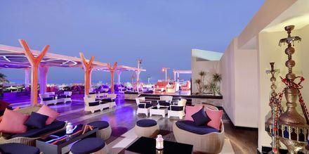 ReD sky Bar på Albatros White Beach Resort i Hurghada