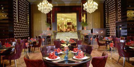 Restaurant Wow på Albatros White Beach Resort i Hurghada