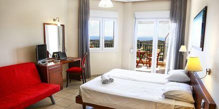 1-værelses lejlighed på Hotel Alea i Parga, Grækenland.