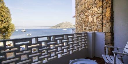 Hotel Alea Mare på Leros, Grækenland.