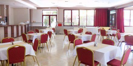Restaurant på Hotel Alexandros på Lefkas i Grækenland.