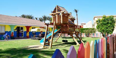 Legeplads på Hotel Alf Leila Wa Leila Waterpark i Hurghada.