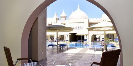 Familie-værelse på Hotel Alf Leila Wa Leila Waterpark i Hurghada.