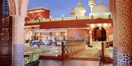 Hotel Alf Leila Wa Leila Waterpark i Hurghada.