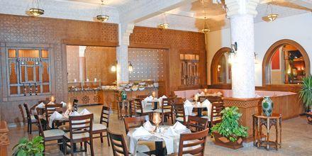 Restaurant på Alf Leila Wa Leila Waterpark i Hurghada
