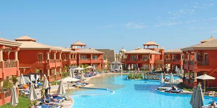 Pool ved Alf Leila Wa Leila Waterpark i Hurghada.