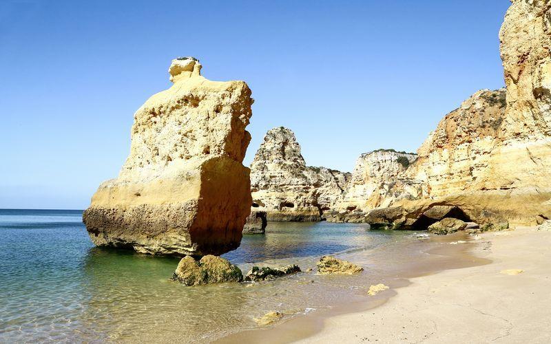 rejser til algarve portugal