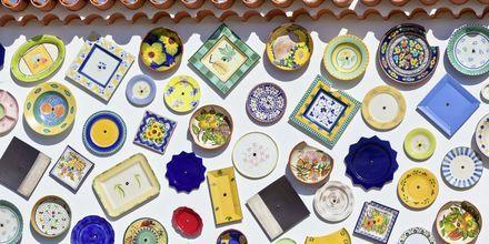 Portugisisk porcelæn.