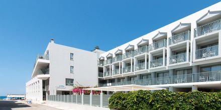 Hotel Alia Beach i Hersonissos, Kreta, Grækenland.