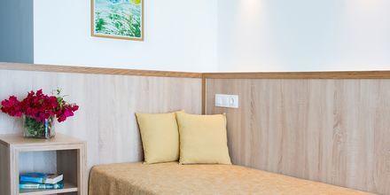 Suite med havudsigt på Hotel Alia Beach i Hersonissos, Kreta, Grækenland.