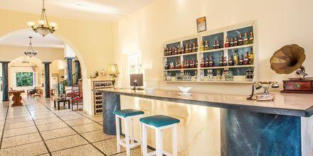 Bar på Hotel Alinda på Leros i Grækenland.